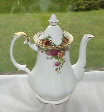 Coffee Pots 1960-1979 Royal Albert Porcelain & China