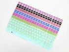 Color Keyboard Cover Skin for 15.6
