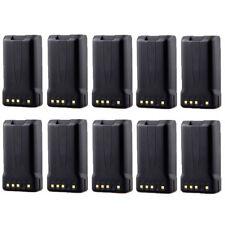 10x 7.4V Replace Battery for Kenwood Knb-57L Nx-220 Nx-320 Tk-2360 Tk-3360 7.4 V