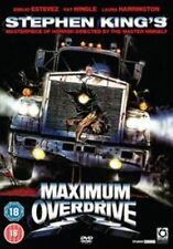 MAXIMUM Overdrive 5055201813671 DVD Region 2