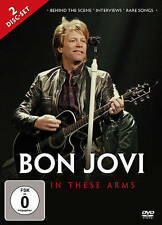 Bon Jovi: In These Arms (DVD, 2015, 2-Disc Set)