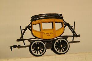 Ho Scale Bachmann DeWitt Clinton Coach car with original box