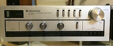 Kenwood KA-300 silber  Verstärker  Amplificateur Poweramp int. shipping