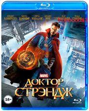 *NEW* Doctor Strange (Blu-ray, 2017) English,Russian,French