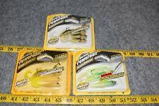3 Berkley Blade Dancer Fishing Lures