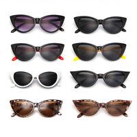 Sexy Cat Eye Sunglasses Stylish Sun Shades Vintage Glasses Mens Womens UV G658
