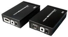 4K UHD HDMI over Cat5e / Cat6 HDBaseT Extender with IR, 100m - PRO SIGNAL