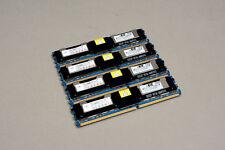 HP 398708-061 Speicher memory RAM 4x 4GB PC2-5300F 555 ECC auch MAC Pro 1.1 3.1