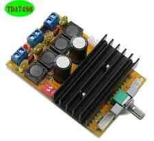 New TDA7498 100W*2 HIFI High-Power Class D digital amplifier Board 12v 24v AMP