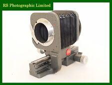 Leica M Mount Bellows II & 16596 UOOND Adapter. Stock No U8247