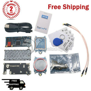 Proxmark 3 V2 RDV DEV Kits Device RFID Reading Tags with HID S50 Card