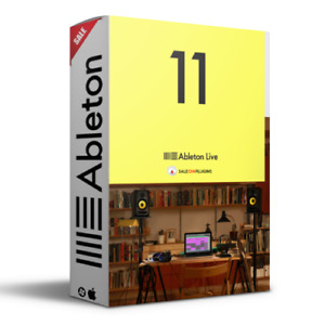 Official Ableton Live 11 Full Suite PC or Mac (Digital Delivery)