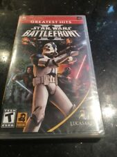 Star Wars Battlefront II Greatest Hits - Sony PSP Brand New Factory Sealed