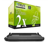 2x ECO Patrone BLACK für Samsung Xpress C-460-W SL-C-460-W C-410-W C-467-W