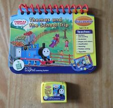 My First LeapPad Thomas and the School Trip Cartridge &  Book