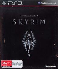 SKYRIM PS3 Game