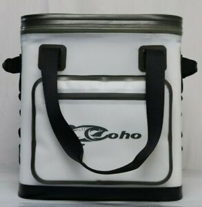 *NWOT* Coho Soft Sided Insulated Cooler 24 Cans + Ice Waterproof
