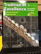 Tradition of Excellence Flute Book 3 (W63FL)