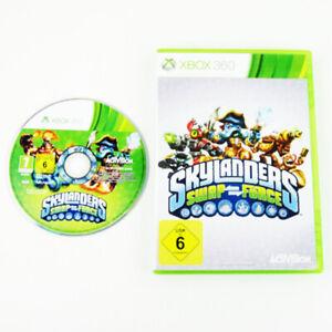 Xbox 360 Spiel Skylanders Swap Force in OVP