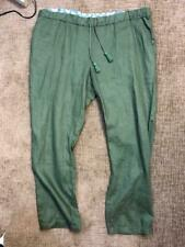NWT BODEN OLIVE GREEN PANTS SIZE 16R