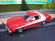 Sin Caja Scalextric 1976 Ford Gran Torino Starsky & Hutch coche C2553