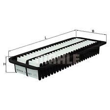 MAHLE Panel Air Filter LX2027 - Fits Daihatsu, Nissan & Subaru - Single
