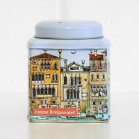 Emma Bridgewater City of Dreams Tea Storage Caddy Tin Kitchen Canister Teabag