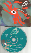 THE CURE Close to me / Heaven / Friends 3TRX REMIXES EUROPE CD single USA seller
