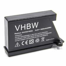 Battery for LG RoboKing Vacuum EAC62218202 For VR5902 VR5906 VR6170 VR6270
