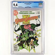Green Lantern Corps #201 (1986, DC) Newsstand! CGC 9.4, 1st app of Kilowog