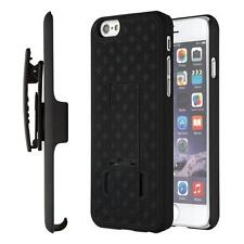 Moona Shell Holster Combo KickStand Case & Clip for Apple iPhone 6/6S Plus 5.5""