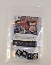 Marvel Dice Masters Guardians Galaxy S.W.O.R.D. SWORD Agent RARE Set CUR 4 dice