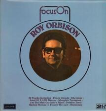 "Roy Orbison(1st Issue 2x12"" Vinyl LP Gatefold)Focus On-London-FDS U 15-VG/Ex"