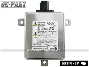 OE-PART: Replacement HID Ballast for MITSUBISHI D3S Ballast W3T19371 35W