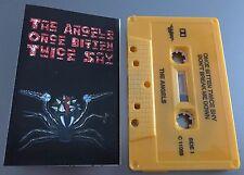 Once Bitten Twice Shy ~ THE ANGELS Cassingle (Cassette Tape Single)
