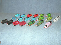 20 - THOMAS THE TRAIN & FRIENDS MINI PVC TRAIN ENGINE CAKE TOPPERS - NICE