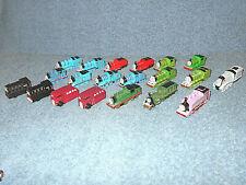 20 - THOMAS THE TRAIN & FRIENDS MINI PVC TRAIN ENGINE CAKE TOPPERS - NICE
