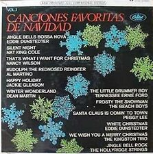 CANCIONES FAVORITAS..NAVIDAD- CAP.LP- BEACH BOYS + V.A.
