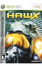 Hawx Xbox 360 Game Complete H A W X 1 Hawks Fighter Jets