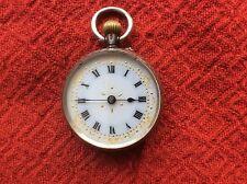 Antico Argento onorevoli Fob Watch / Orologio Tasca