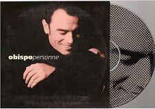 PASCAL OBISPO personne CD SINGLE