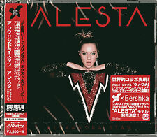 ALEXANDRA STAN-ALESTA-JAPAN CD+DVD Ltd/Ed G35