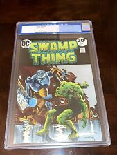 SWAMP THING #6 💥CGC 9.0 WHITE PAGES💥 Len Wein Story! 1st Series! DC 1973
