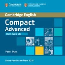 COMPACT ADVANCED CLASS AUDIO CDS (2) by MayPeter (2014, CD)