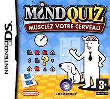 Mind Quiz - JEU - NINTENDO DS - NEUF
