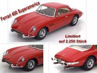 Ferrari 400 Superamerica  KK-scale  Limitiert auf 2.250 Stück  1:18