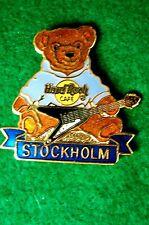 HRC HARD ROCK CAFE Stockholm Bear + Flying V le750