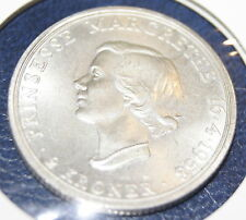Denmark silver coin 2 kroner 16th of April 1958