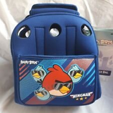 Angry Birds 'Wingman' Handy Cooler Bag Duel Lunch Tote or 6 Drink Holder  NEW