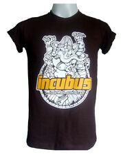 Incubus with Har Mar Superstar Ganesha Brown Tees Size S-XL